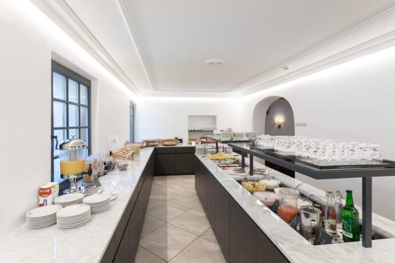 Hotel Vorab Frühstücksbuffet-1